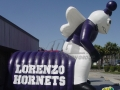 Inflatable Hornet Tunnel