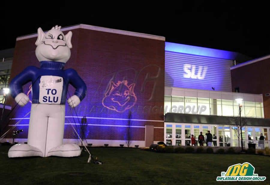 university mascot