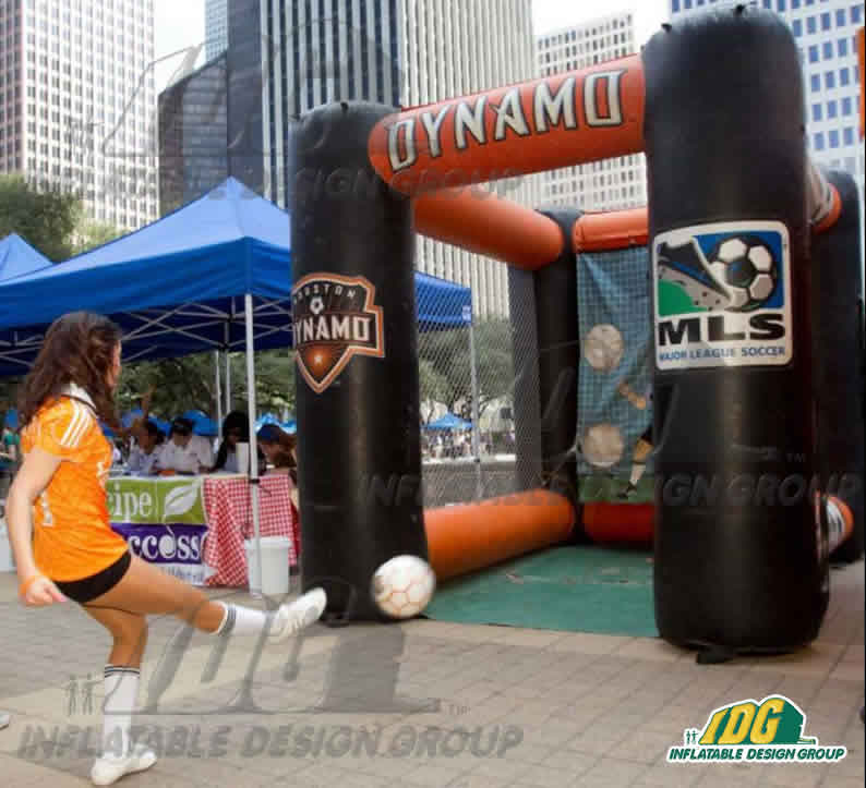 Inflatable Soccer Games