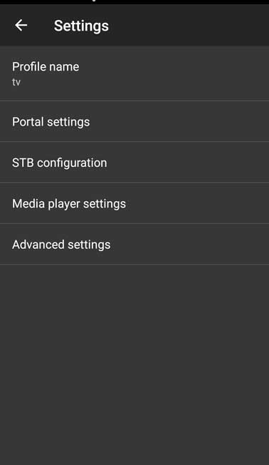 Installer et configurer STB emulator Android
