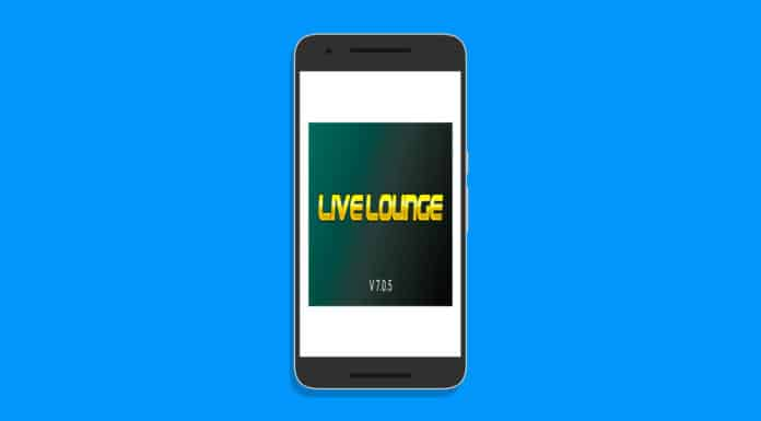 Application Android IPTV.