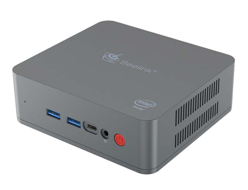Beelink U55 Intel Core i3-5005U 8GB RAM 512GB