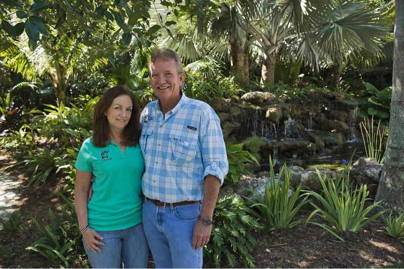Lisa and Bob Walsh