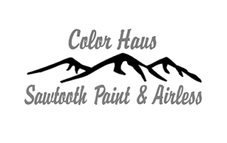 Color Haus Sawtooth Paint