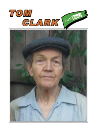 Tom Clark Poetry Trading Card