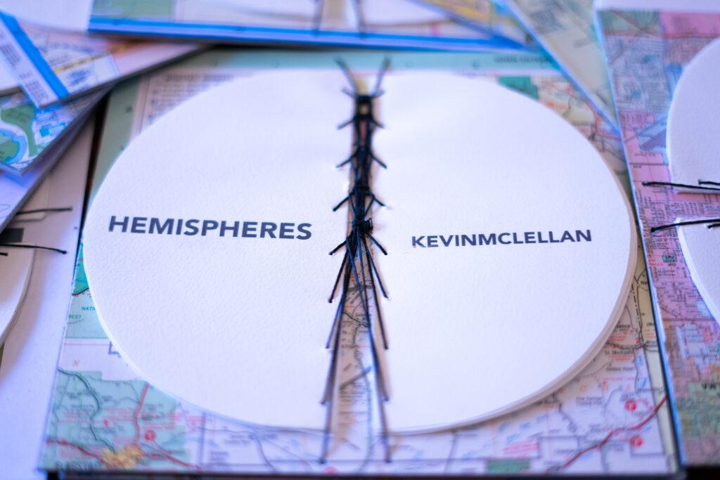Hemispheres by Kevin McLellan