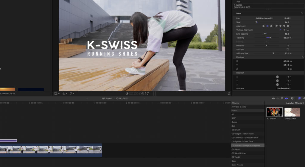 motion tracking