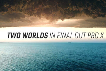 2 worlds in Final Cut Pro