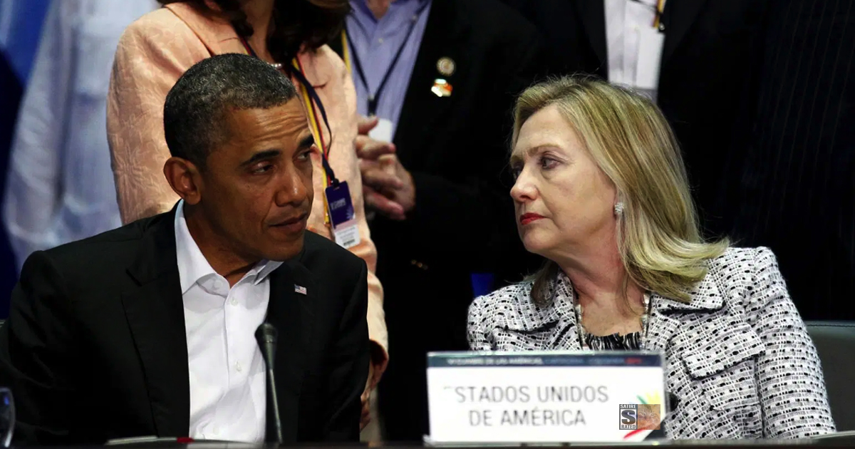 Obama Orders Hillary To Defy Barr's Subpeona