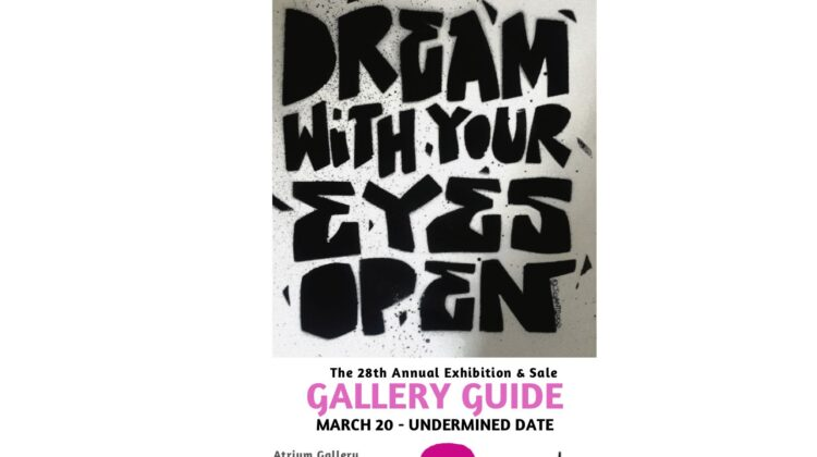 "2020 Online Annual Exhibit, ""Dream With Your Eyes Open"" featuring Jerry Gant"