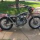 1971 Honda SL350 Motorsport tear down