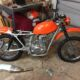 1971 Honda SL350 Motorsport Build