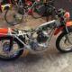 1971 Honda SL350 Motorsport Frame Engine