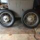 1973 Honda CB450 Coker Tires