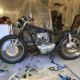 1973 Honda CB450 Build