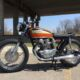1973 Honda CB450 Build Profile