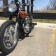 1973 Honda CB450 Build Front