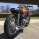 1973 Honda CB450 Build Rear