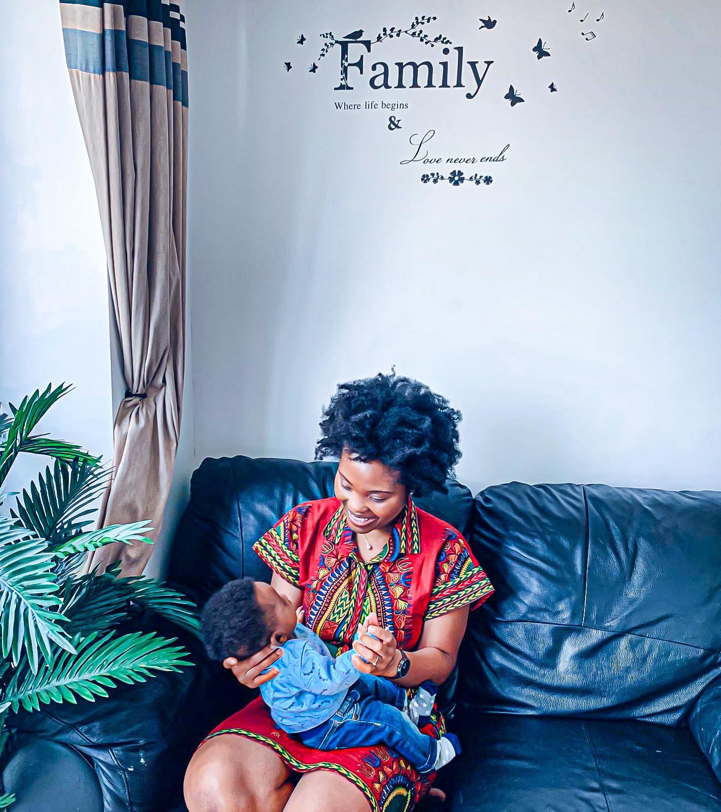 strengthening my infant son's immunity