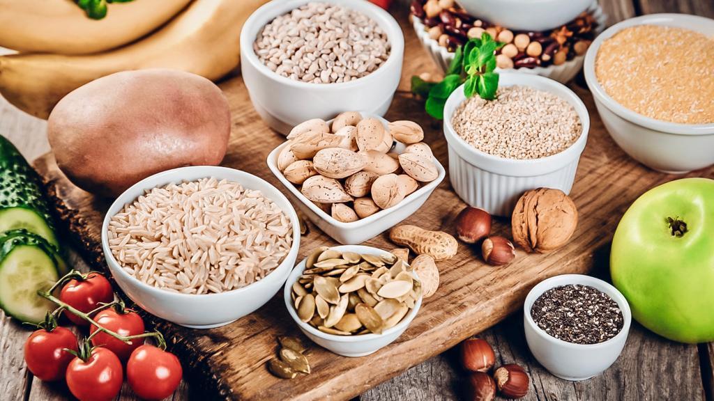 Whole Foods Plant Based Vegan Diet