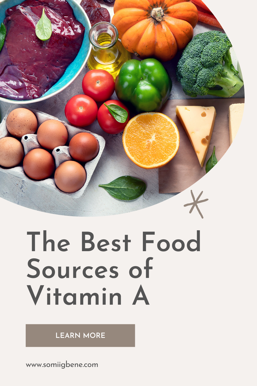 the best food sources of vitamin A
