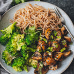 Teriyaki Mushrooms 1 | Somi Igbene PhD ANutr