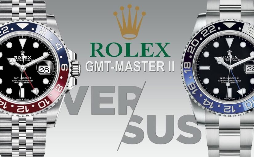 Rolex百事圈與藍黑圈搜尋趨勢分析