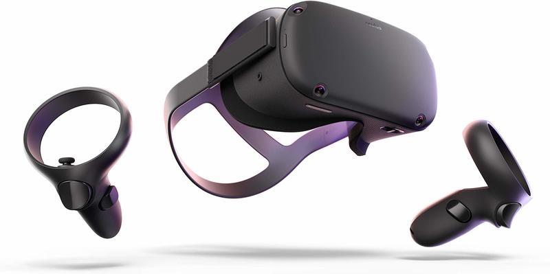 Oculus Quest使用心得與對比