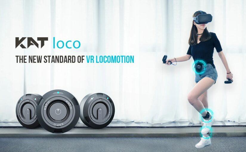 Kat Loco VR運動系統評測