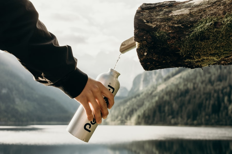 The Safest Water Bottle to Drink From