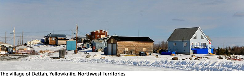 Dettah First Nation, Yellowknife, NWT