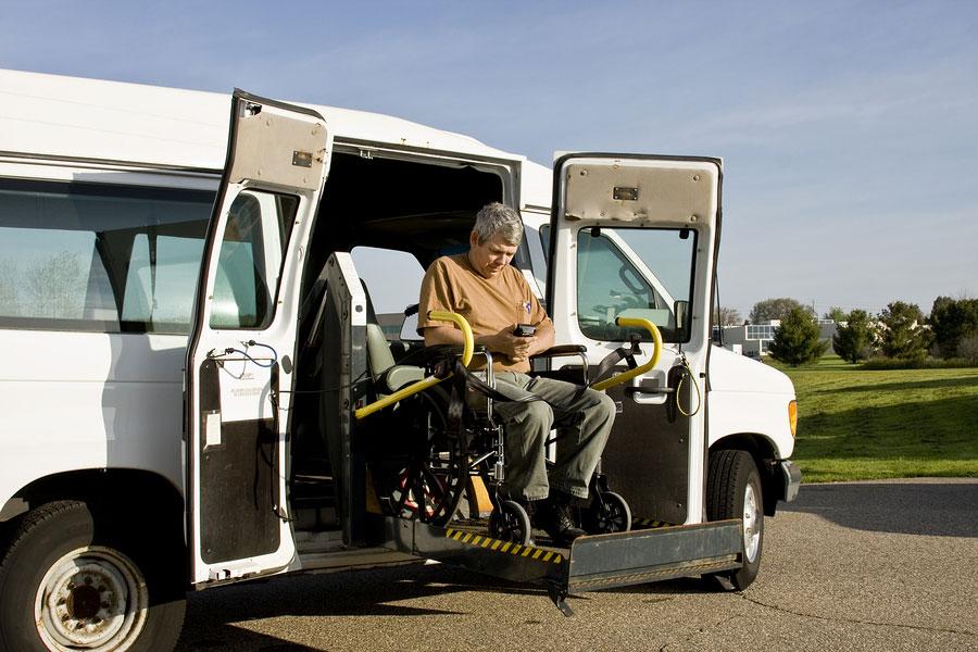 bigstock Disabled Wheelchair Lift 20123663