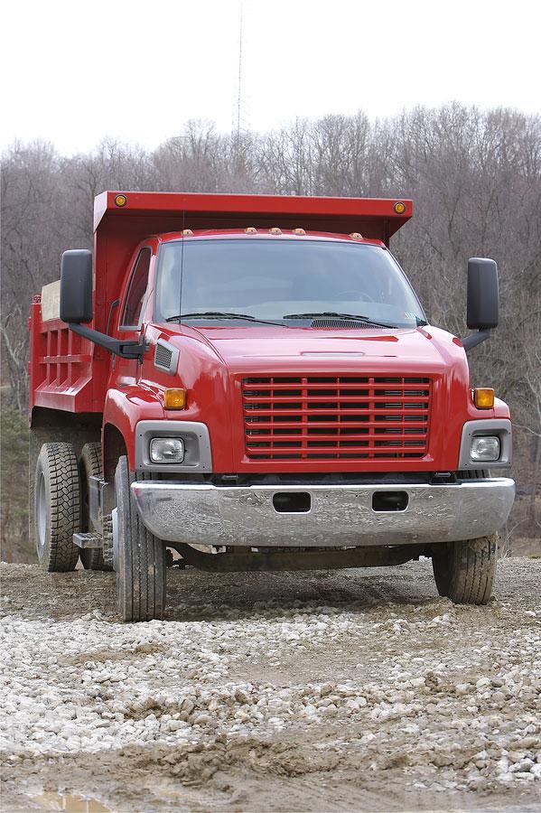 bigstock Dump Truck Big Rig 394368
