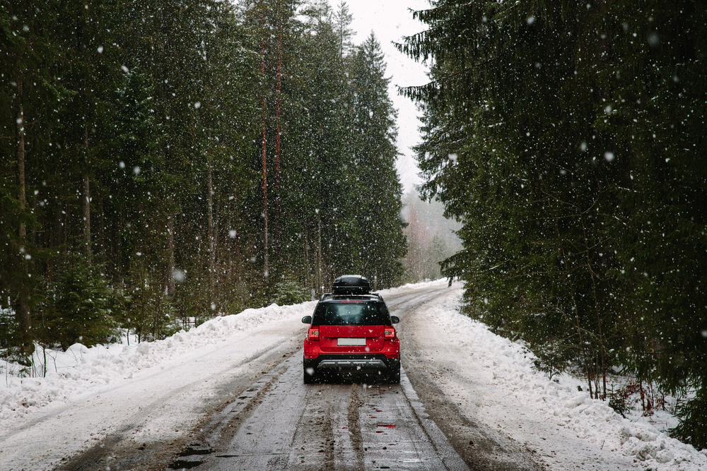 How to Drive in Extreme Road Conditions