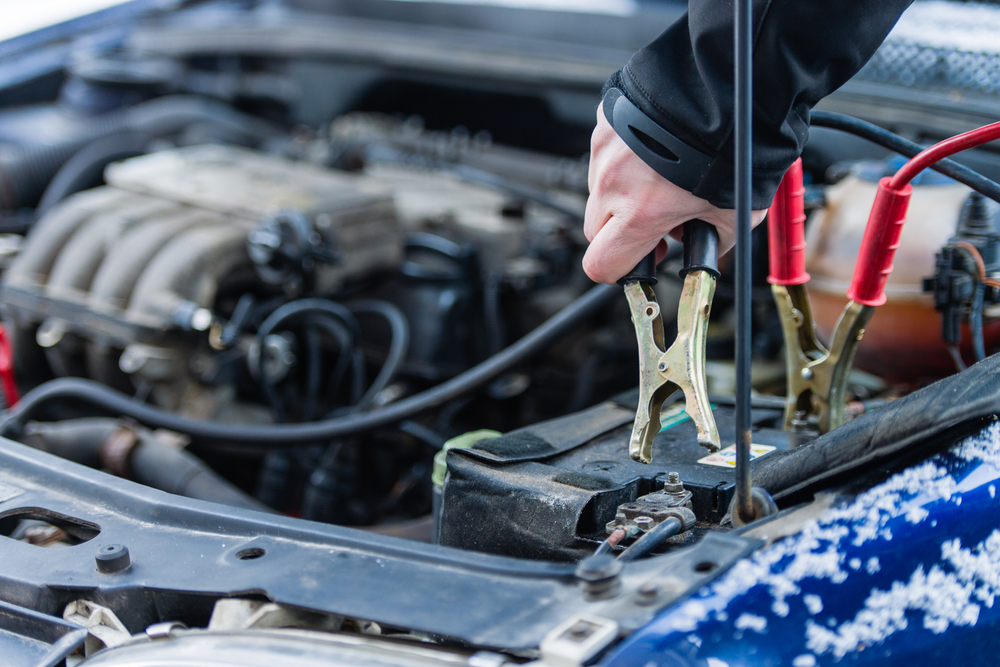 What You Should Do When Your Car Won't Start