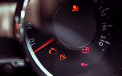 5 Dashboard Lights You Should Never Ignore