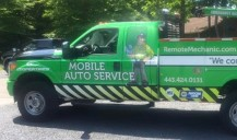green-trucks