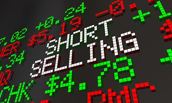 short selling stocks