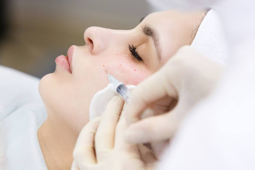 Facial Treatment By Entourage MD