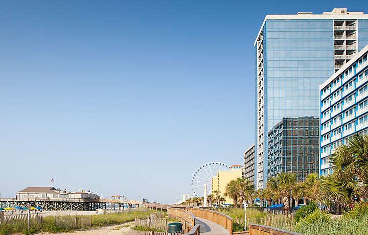 Ocean Boulevard Myrtle Beach Sc 29577