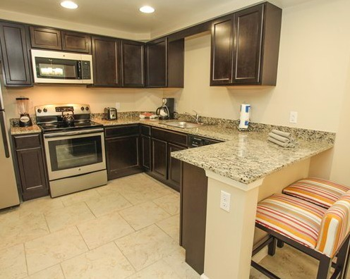 Vacation Village at Parkway Kissimmee, FL Kitchen