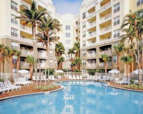 Vacation Village at Parkway Kissimmee, FL Pool