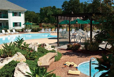 Bluegreen Vacations The Falls Village Branson, MO pool