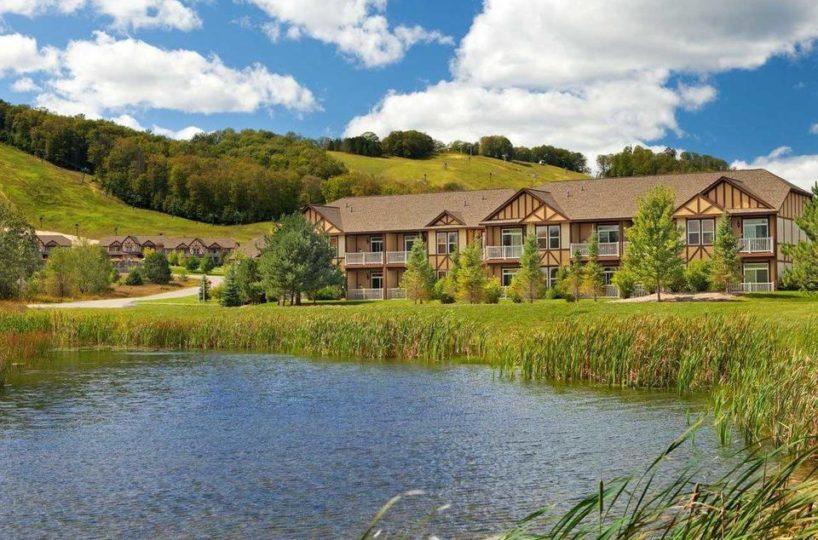 Bluegreen Vacations Mountain Run at Boyne, Ascend Resort Boyne Falls, MI resort