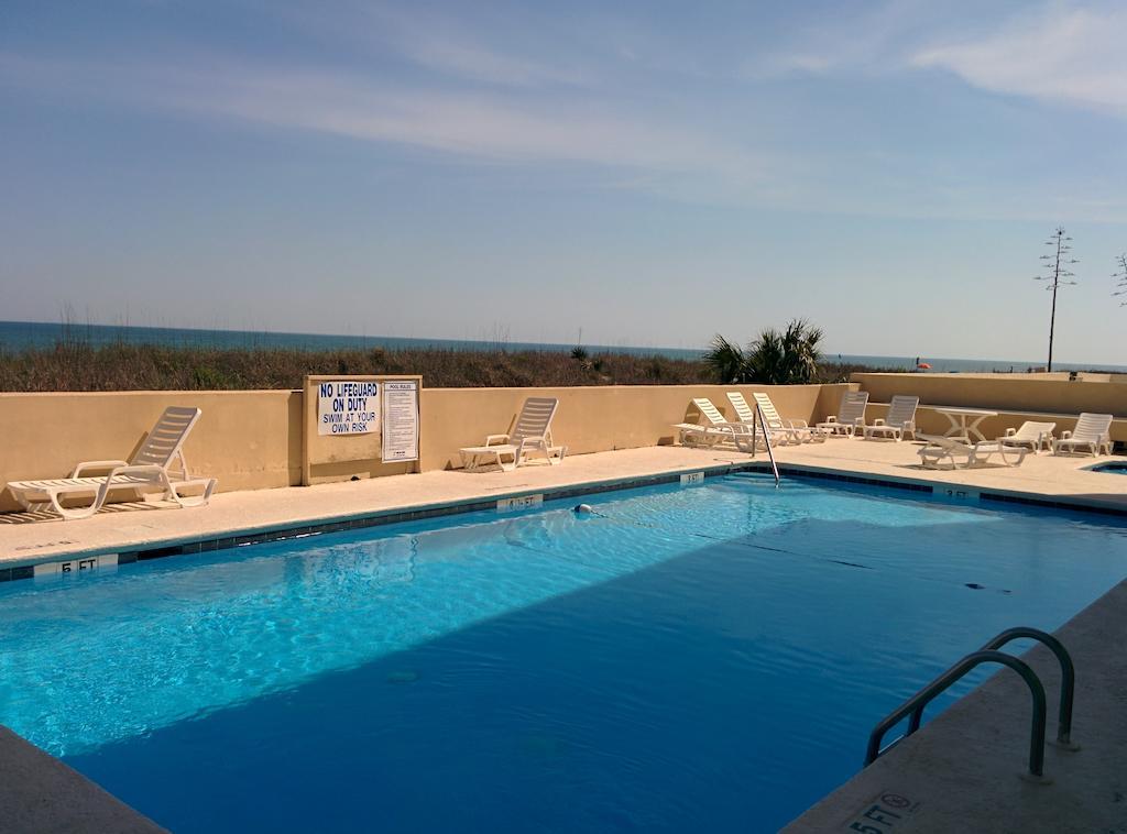 Days Inn by Wyndham Myrtle Beach SC pool
