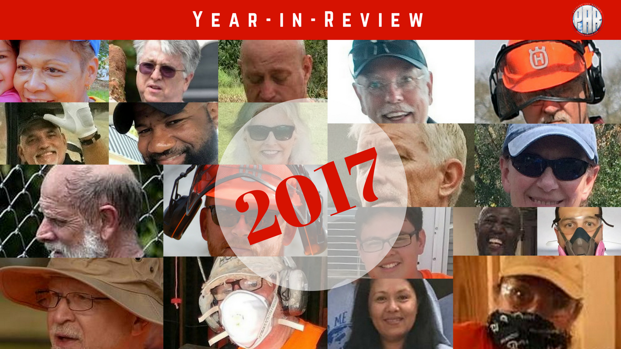 PAR Year-in-Review 2017