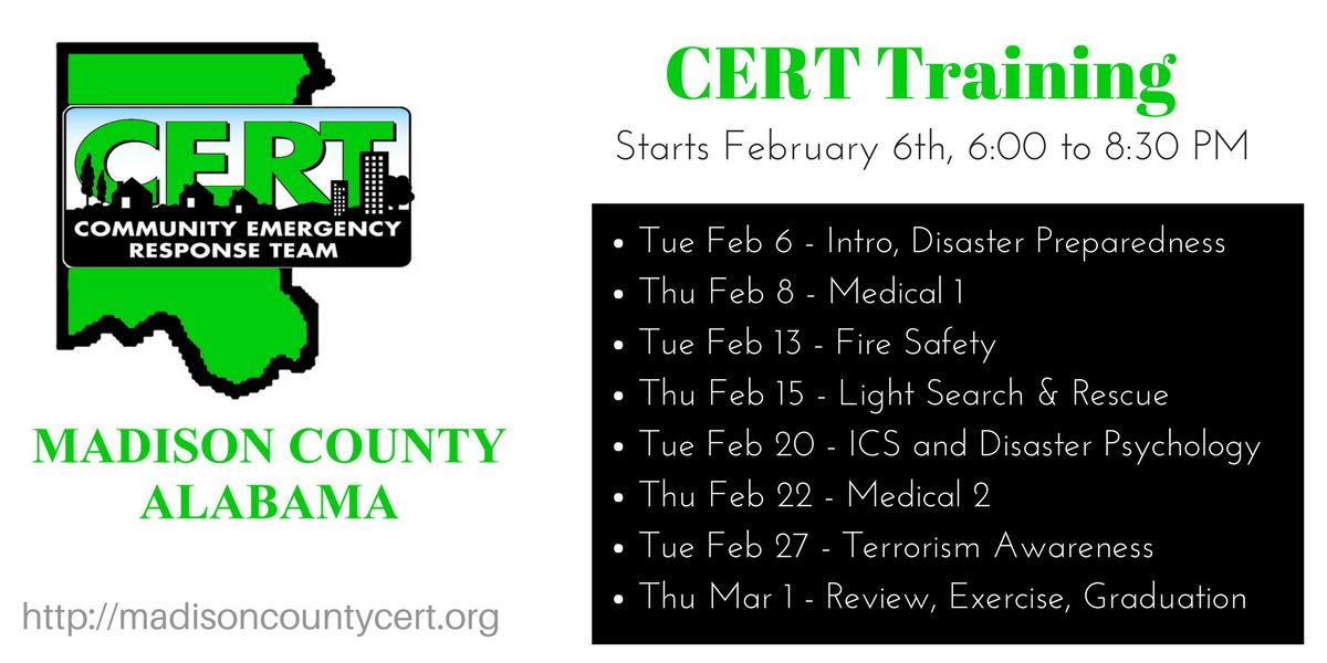 CERT Training