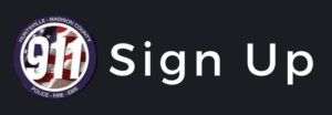 911 Signup Button