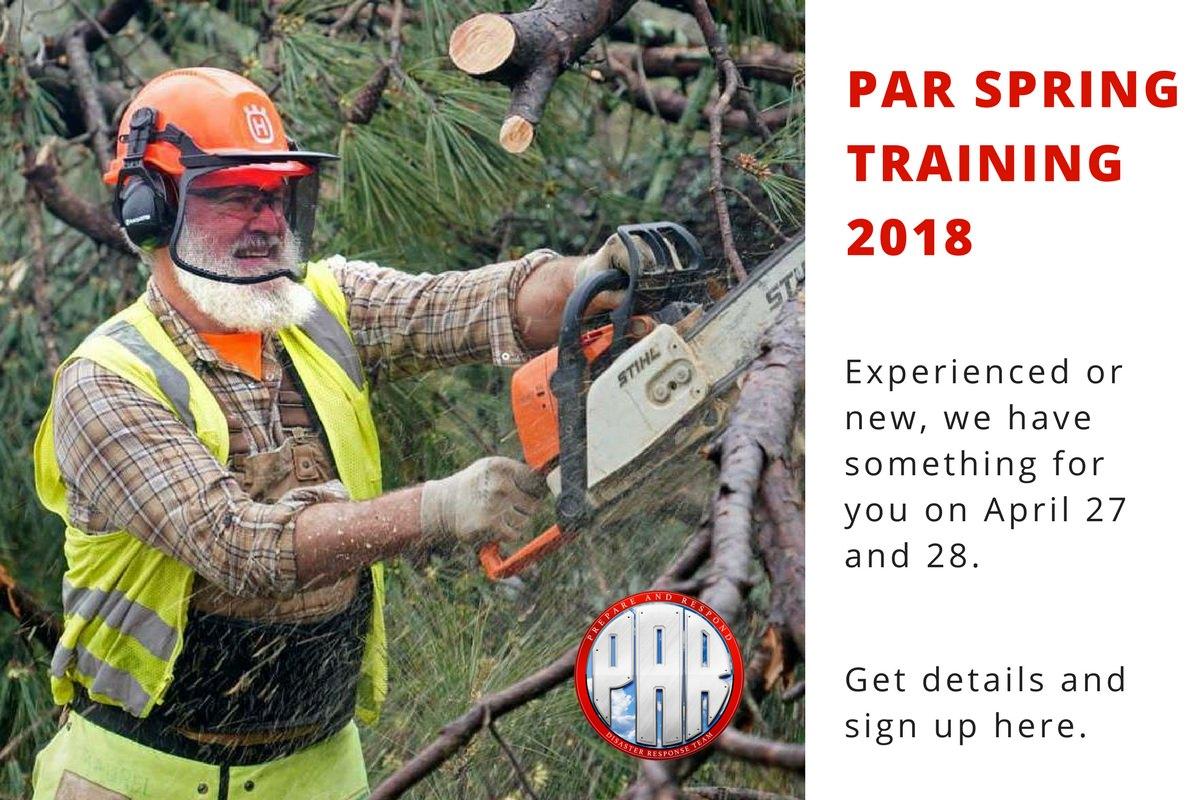 PAR Spring Training 2018