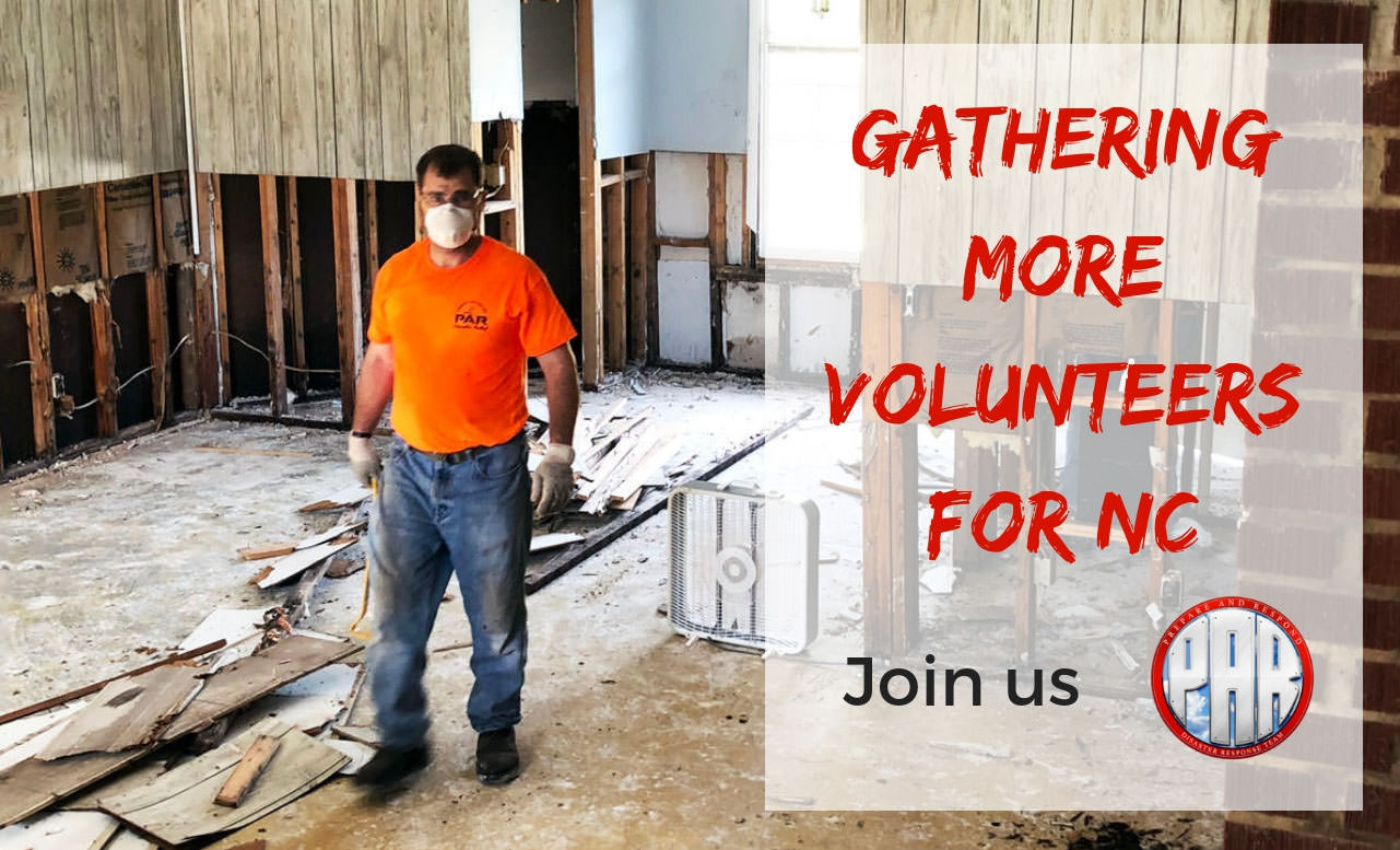 More volunteers for NC